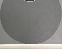 Bibichun -Missing Tit (2018) - 41-x-30.5 cm - Acrylic on Canvas Board