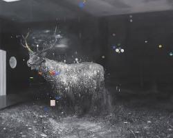 Afdhal - I See, I Hear, I Feel (2020) - Acrylic on Canvas - 140 x 160 cm