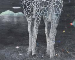 Afdhal - In Harmony (2020) - Acrylic on Canvas - 140 x 160 cm