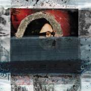 Rahman-Roslan - Kesempatan Akhir Ini (2015) - Mixed Media on Paper - 18 x 18 cm (37 x 37 cm w/ frame)