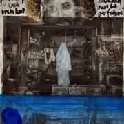 Rahman-Roslan - Permata Nilai Sejati (2015) - Mixed Media on Paper - 19 x 14 cm (37 x 37 cm w/ frame)