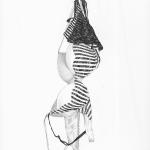 Alluring No. 5 (2014) - Mixed Media (Ink & Pencil) on Paper - 30.5 x 23 cm