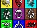 Muhammad Nur Amin Jumain - Star Wars Fusion - Digital Print