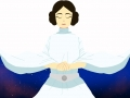 Siti Rasyeedah Abdul Hamid - Princess Leia - Digital Print