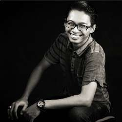 Profile Pix - Izzat Aziz