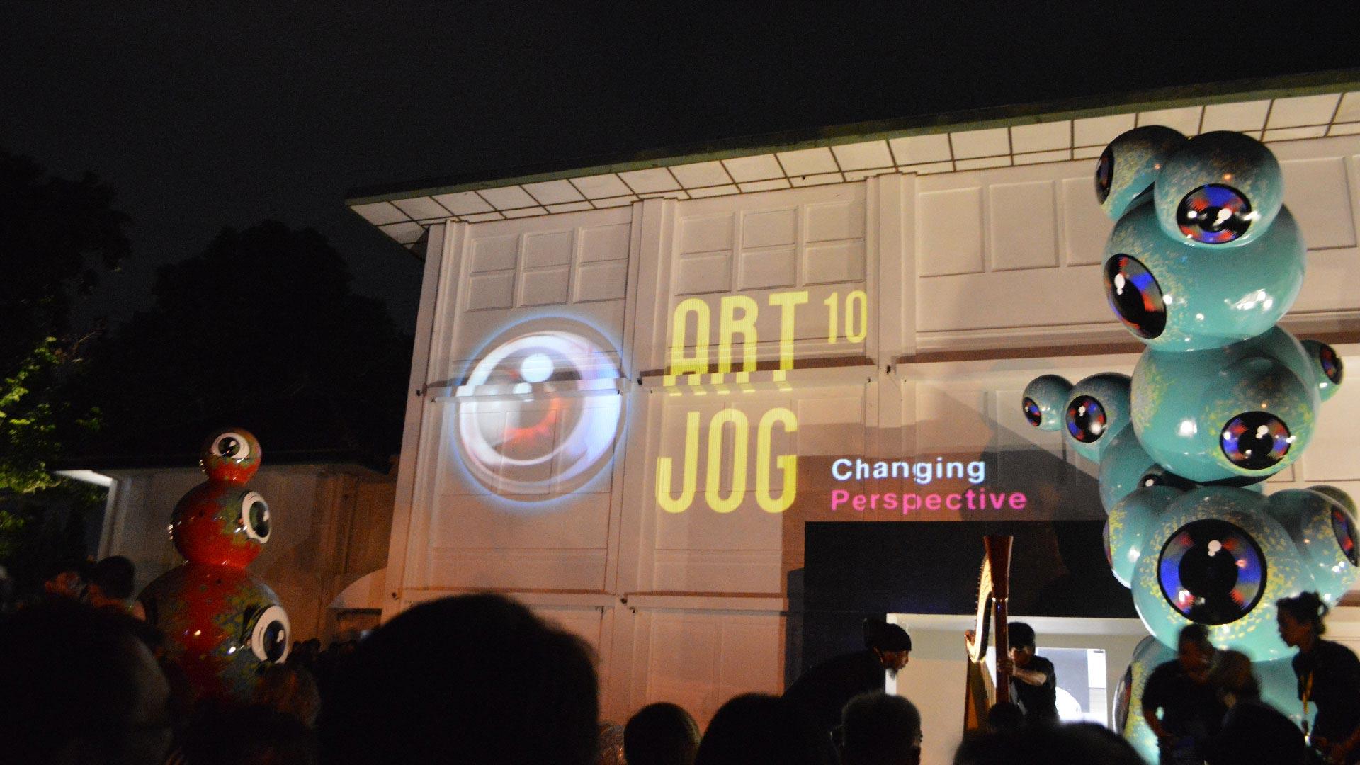 ArtJog 10 opening night