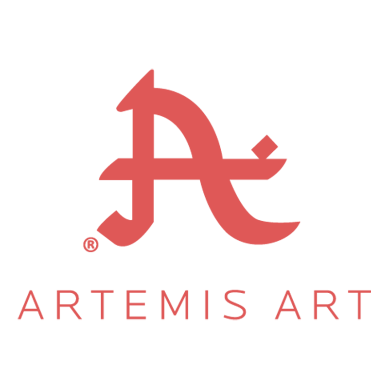 artemis art logo for login page